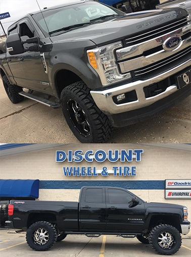 Lift & Leveling Kits in McCurtain County, OK